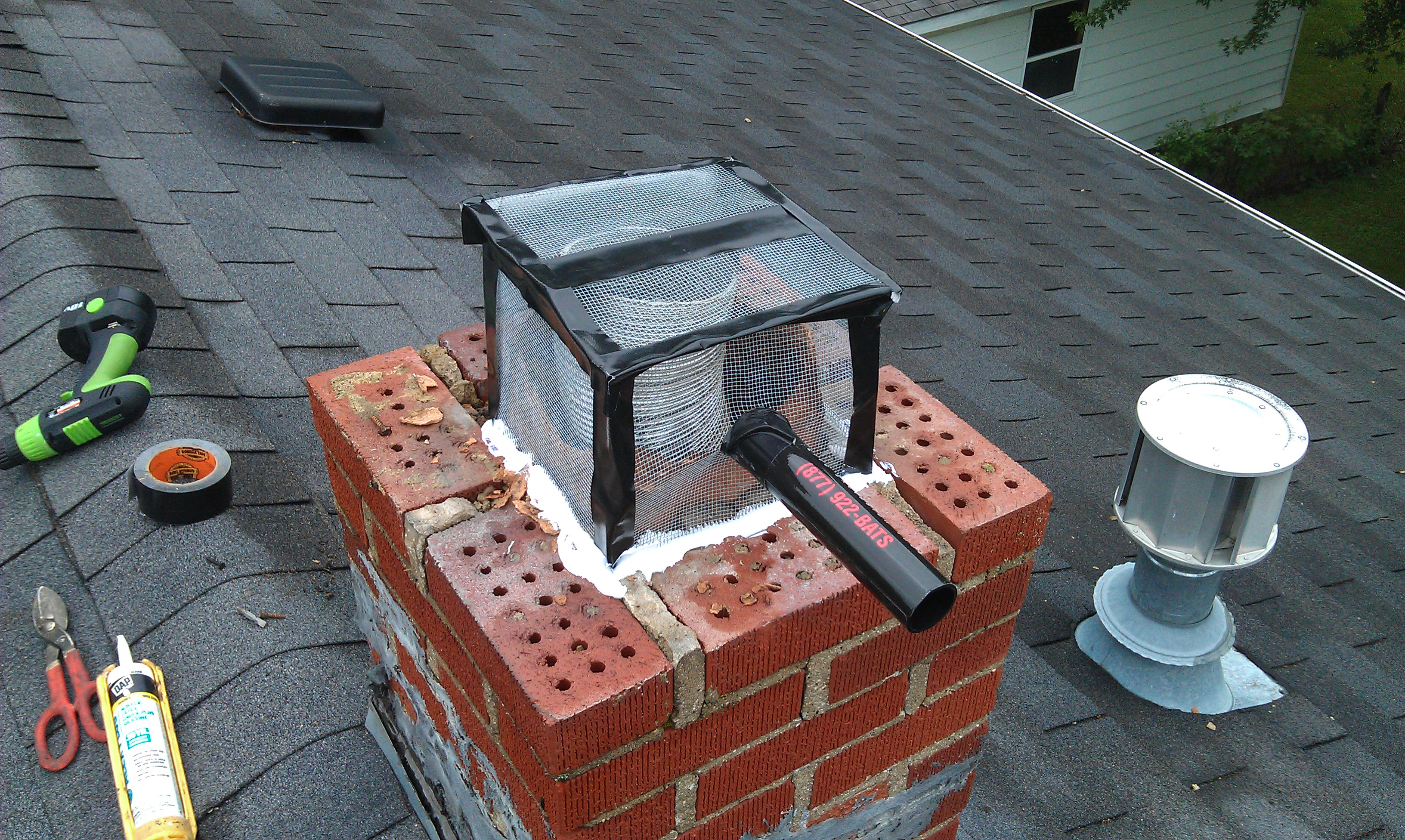 Chimney Cap Installation Services Keep Nuisance Wildlife Out