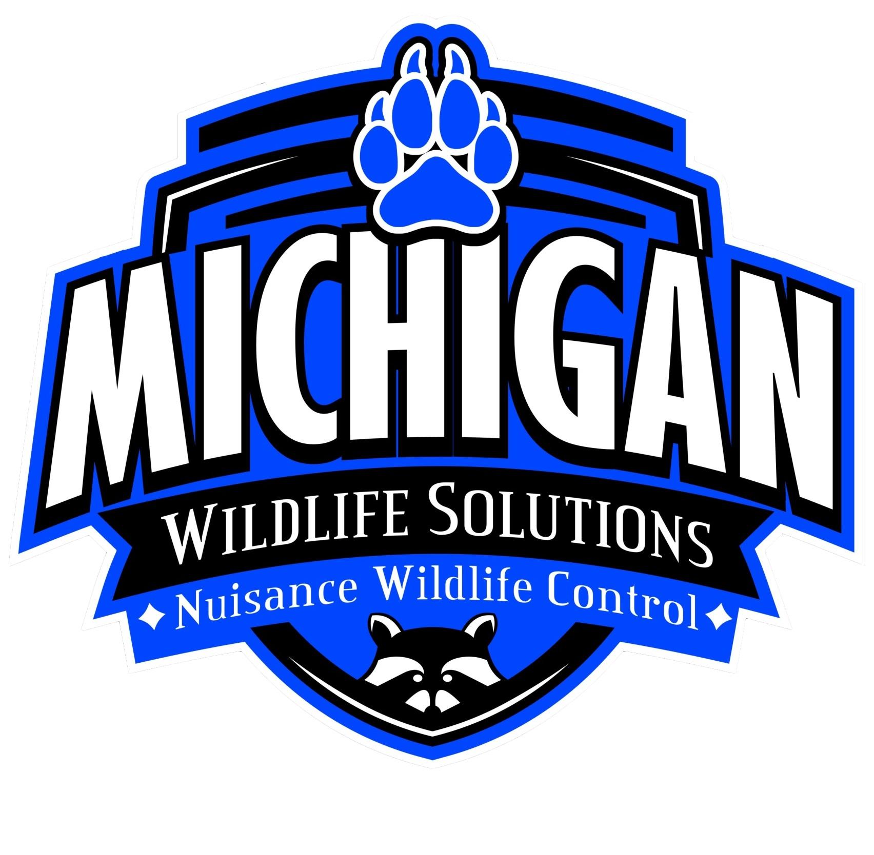 Michigan Wildlife Solutions Logo